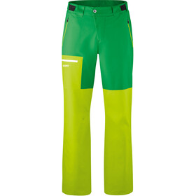Maier Sports Diabas Pants Men, fern/mime punch